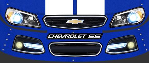2014 Chevrolet Ss For Dirt Motorsport Late Models